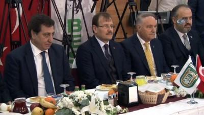 televizyon -  Başbakan Yardımcısı Çavuşoğlu: 'Kılıçdaroğlu'nun açıklamaları Türkiye'ye yapılacak en büyük ihanettir'