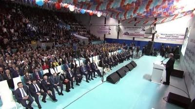 Cumhurbaşkanı Erdoğan: '3 kuruşluk menfaat için ülke ve millet düşmanlarına payandalık yapamayız' - SİNOP