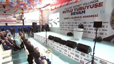 televizyon -  Cumhurbaşkanı Erdoğan, 'Asgari ücreti beyefendiler beğenmiyor. Ya eline diline dursun. Nereden nereye. Asgari ücreti 9 kat arttırmış olduk'