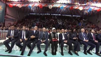 Cumhurbaşkanı Erdoğan: 'Biz bugüne kadar beşer planında hiçbir gücün önünde eğilmedik' - SİNOP