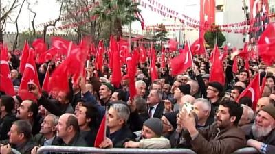 Cumhurbaşkanı Erdoğan: 'Dünya, malumlar, mağdurlar Türkiye'ye bakıyor' - SİNOP