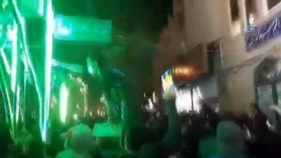 - İran'da göstericiler Arak Valiliğini ele geçirdi