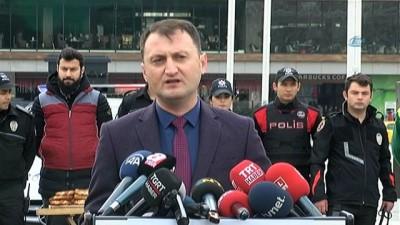 İstanbul'da yılbaşı tedbirleri üst düzeyde