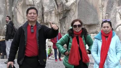 Kapadokya'da yılbaşı hareketliliği - NEVŞEHİR