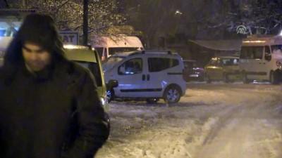 soguk hava dalgasi - Kar yağışı etkili oluyor - KIRKLARELİ