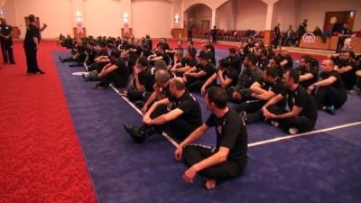 Wushu Kung Fu Antrenörlük ve Hakemlik Vize Semineri - ANTALYA
