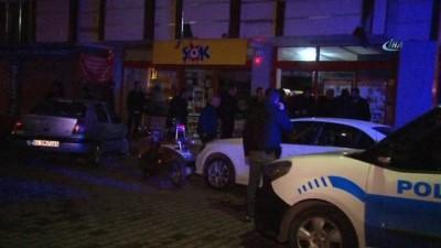 Gaziosmanpaşa'da  silahlı soygun girişimi... Olay erine çok sayıda özel harekat polisi sevk edildi