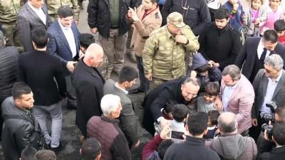 Görevlendirme yapılan belediyeler - Vali Atik ve milletvekili Aktay'dan Gökçebağ beldesine ziyaret - SİİRT