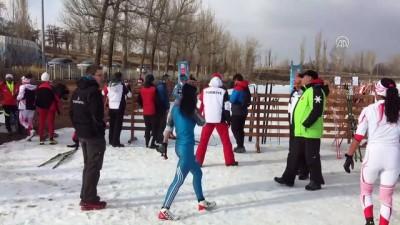 Kayaklı Koşu FIS Yarışları - ERZURUM