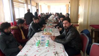 STK'lardan Cumhurbaşkanı Erdoğan'a destek - MUŞ