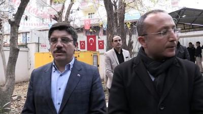 Vali Atik, güvenlik güçlerinin yeni yılını kutladı - SİİRT