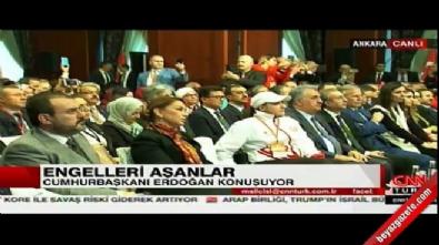 Cumhurbaşkanı Erdoğan: Yatırım için yurt dışına kaynak götürene sözümüz yok