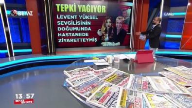 Levent'in sevgilisinin, Murat Başoğlu ile işi ne?
