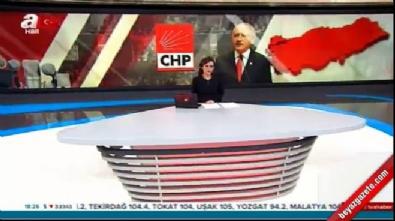 Kılıçdaroğlu, A Haber'in sorularını yanıtsız bıraktı