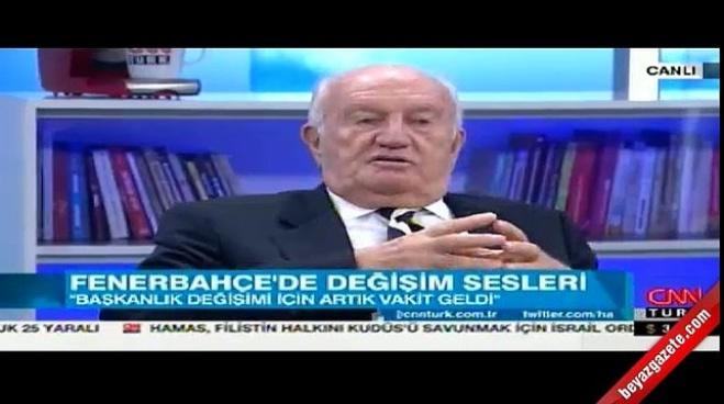 aziz yildirim - Ali Şen: Aziz Yıldırım artık yerini Ali Koç'a bırakmalı