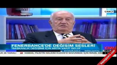 Ali Şen: Aziz Yıldırım artık yerini Ali Koç'a bırakmalı