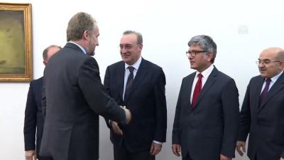 Başbakan Yardımcısı Akdağ, İzetbegovic ile görüştü - SARAYBOSNA