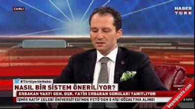 Fatih Erbakan: Başkanlığa karşı değiliz