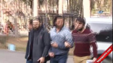 Adana polisi Avrupa'yı kana bulamaya giden DEAŞ'lıları yakaladı