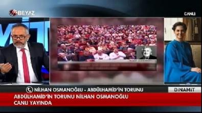 Nilhan Osmanoğlu Müjdat Gezen ve Yılmaz Özdil'i dava edecek