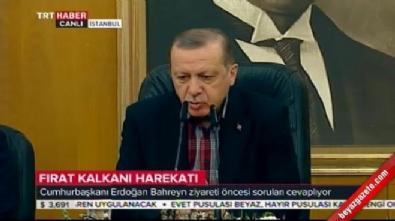 Cumhurbaşkanı Erdoğan'dan El-Bab açıklaması