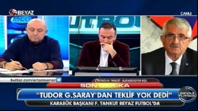 Tudor Galatasaray'a gelecek mi?