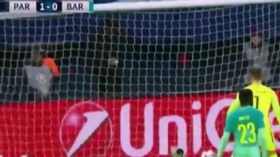 PSG vs Barcelona 4:0