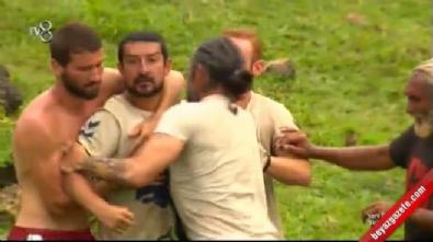 Survivor 2017 - Eser West Serhat Akın kavgası!