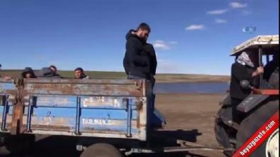 Şanlıurfa'da baraj gölünde ceset bulundu