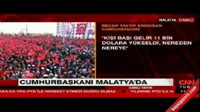 Cumhurbaşkanı Erdoğan: Kandil hayır diyor