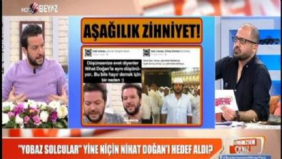Nihat Doğan'a 'Halk Arenası'ndan hakaret yağdı