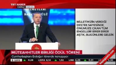 Cumhurbaşkanı Erdoğan: Dürüst olun