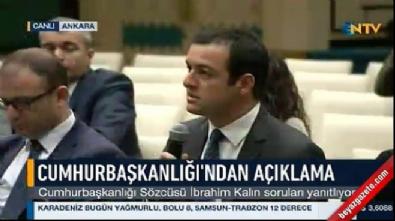 İbrahim Kalın: Erdoğan, Trump ile Mayıs ayında görüşecek