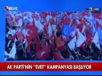 AK Parti 16 Nisan Referandum Kampanya Tanıtım