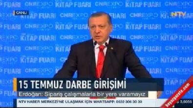 Cumhurbaşkanı Erdoğan'dan Diriliş dizisine övgü dolu sözler