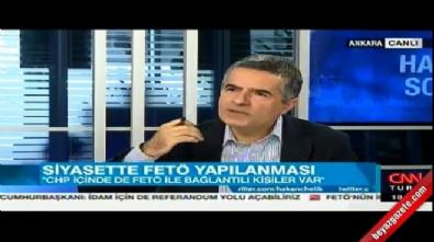 Melih Gökçek: CHP'nin içinde FETÖ'cü milletvekilleri var