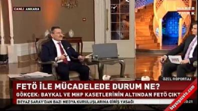 Melih Gökçek: Muhsin Yazıcıoğlu ölmedi, öldürüldü!