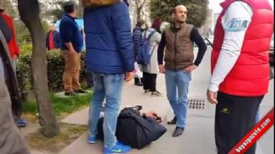 İstanbul'da hırsıza meydan dayağı