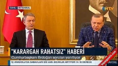 Cumhurbaşkanı Erdoğan'dan Hürriyet gazetesi açıklaması