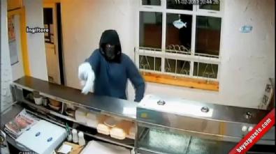 Muzla soygun yapmaya çalıştı