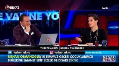 Nilhan Osmanoğlu: Biz devlet için her zaman varız