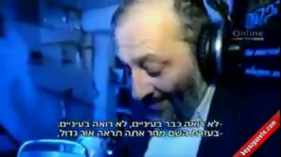 icisleri bakanligi - İsrailli bakan ağlamak için gözlerine soğan sürdü!