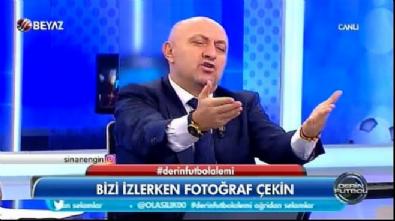 Ahmet Çakar'dan Fikret Orman'a: Süt oğlan