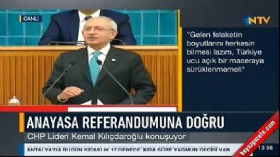 Kılıçdaroğlu: Hayırları çoğaltalım