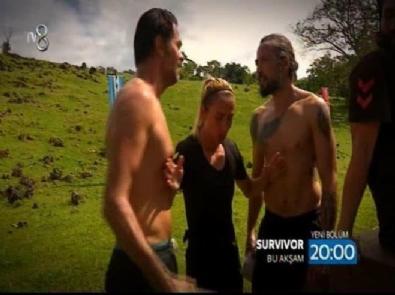 survivor - Survivor 2017 - İlhan Mansız ve Fatih Hürkan kavgası!