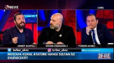 ne var ne yok - Ahmet Anapalı: Sultan Vahdettin Atatürk başarsın diye gitti