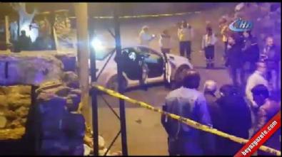 Başkent'te otomobili taradılar: 2 ölü