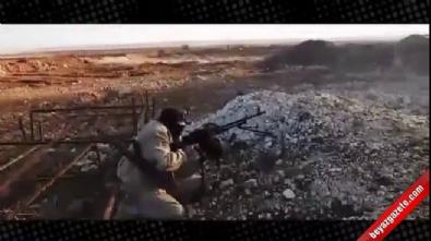 DAEŞ'li terörist böyle öldürüldü