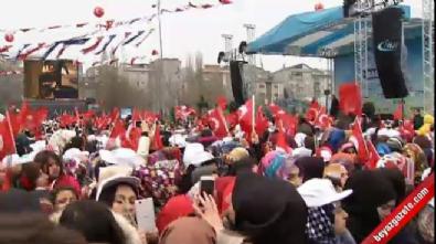 Cumhurbaşkanı Erdoğan:'(Hollanda'ya) Bundan sonra senin uçakların bakalım Türkiye'ye nasıl gelecek?'