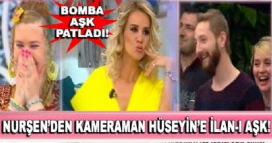 evleneceksen gel - Esra Erol'da - Gelin adayı Nurşen hangi kameramana talip oldu?
